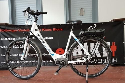 Merida City-Bike bike rental in Südharz