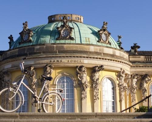 Schneider Deluxe bike rental in Mainz