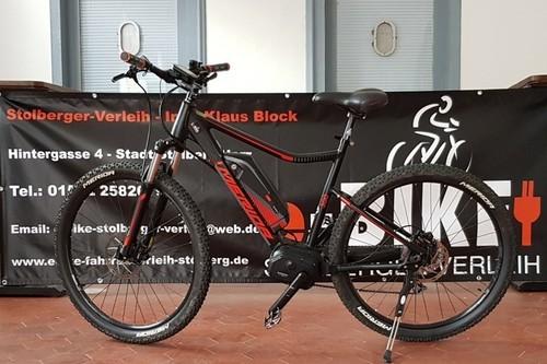 Merida EBIG.TOUR 300 bike rental in Südharz
