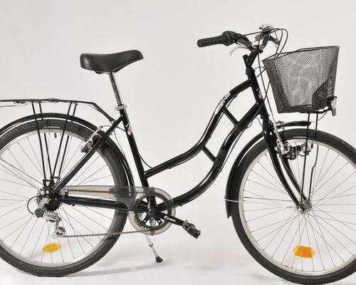 Black  Urban Bike fietsverhuur Barcelona