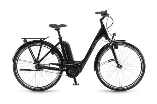 Winora Sinus Tria N7 eco bike rental in Wernigerode