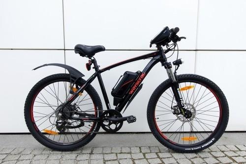 Wayscral Ebike sporty 645 bike rental in München