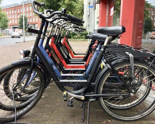 Batavus Personal bike Verleih in Breda