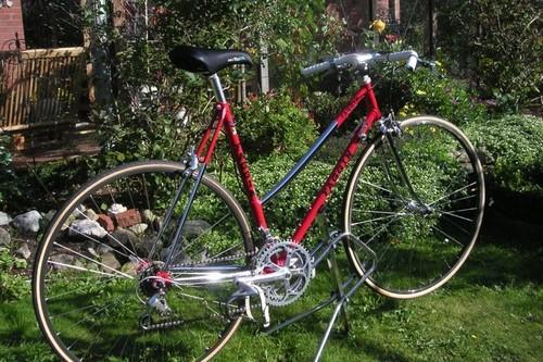 Faggin Damenrennrad bike rental in Schortens