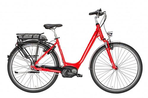 Hercules Elektro-Citybike bike rental in Waren