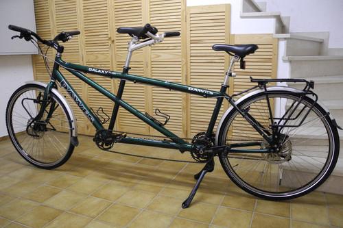 Dawes Galaxy Twin bike rental in Kolbermoor
