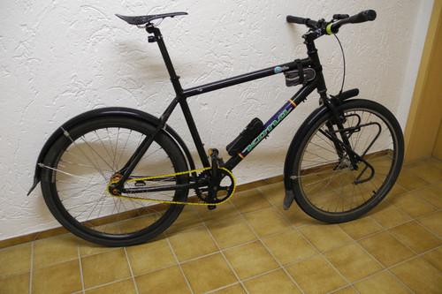 Kona Bike bike rental in Kolbermoor