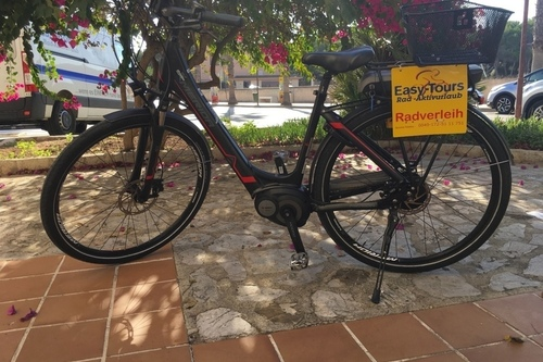 Merida/Centurion E-Spresso 400 fietsverhuur Palma