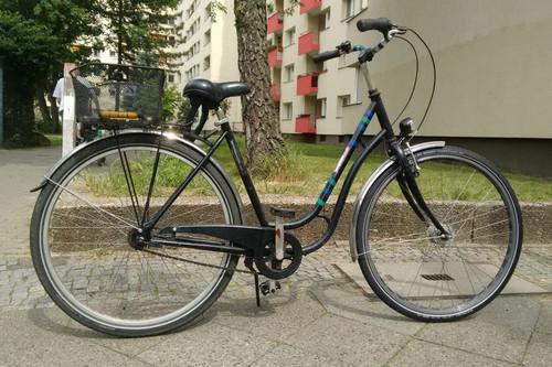 Alquiler de bicicletas Froschrad StripyFrog en Berlin