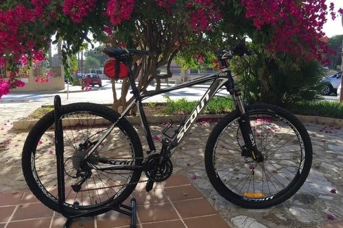 Alquiler de bicicletas Scout T60 en Can Picafort