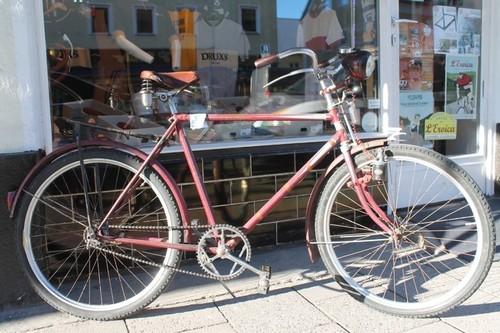 Alquiler de bicicletas ADLER HERRENRAD OLDTIMER von 1939 en München