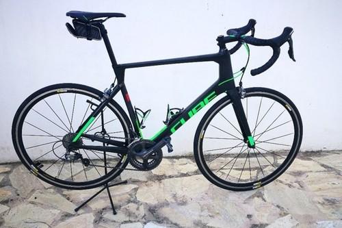 Alquiler de bicicletas Cube C:62 Agree Size XL 58cm en Coín