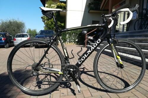 Location vélo Colnago CX Zero à Lazise