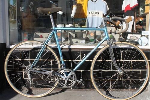 ENRICO MOSER Vintage Sprint Rennrad bike rental in München