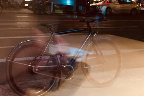Ampler Hawk bike rental in Berlin