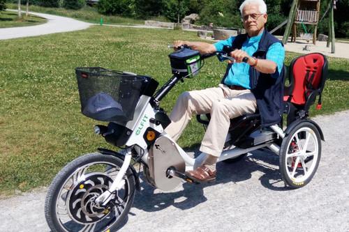 ELFIT ELFIT e-Hybrid Dreirad bike rental in München