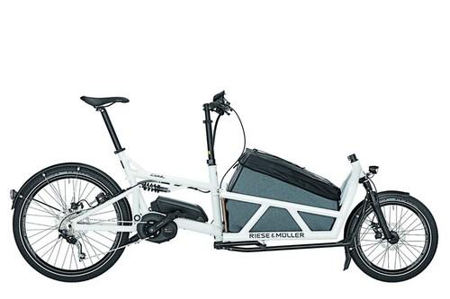 RIESE&MÜLLER Load bike rental in Cuxhaven
