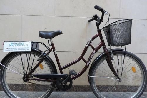 Alquiler de bicicletas Amat Dutch Bike, Size S en Málaga