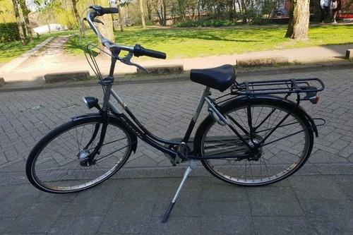 Alquiler de bicicletas Gazelle Impala en Utrecht