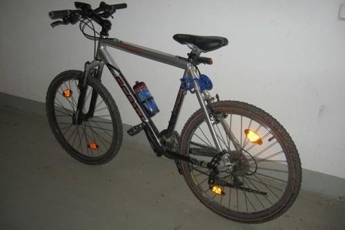 Scott Yecora bike rental in Wiesbaden