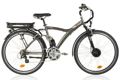 Alquiler de bicicletas B'TWIN BTC ORIGINAL 700  24V en San Bartolomé de Tirajana