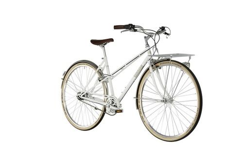 Ortler Bricktown Damen - Weiß  bike rental in Stuttgart
