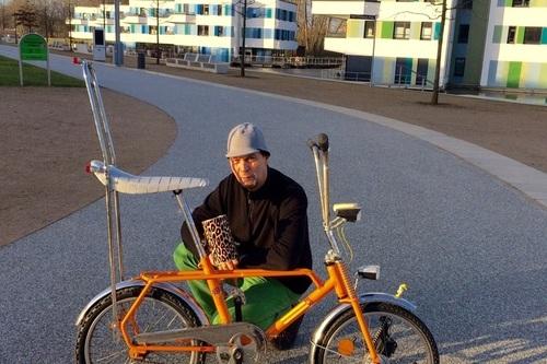 Alquiler de bicicletas Bonanza 2000 Highriser Bonanzarad en Hamburg