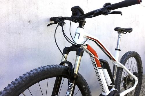 Alquiler de bicicletas Bosch E-Bike Moustache | M en Torremolinos
